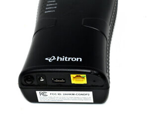 Hitron Comcast Wireless DOCSIS   Probe CGN-DP2   Brand New No Battery included