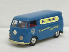 "VW T1 Transporter in blau ""Continental"", Gama, ohne OVP, 1:43"