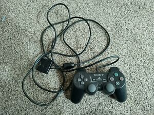 Official Sony PlayStation 2   PS2   Wired Controller   Dualshock 2   Tested