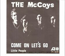 Mc COYS - Come on let´s go                                ***Swe - Press***