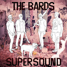 THE BARDS Supersound LP . garage lo fi punk jay reatard ty segall black lips