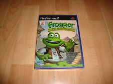 FROGGER THE GREAT QUEST DE KONAMI PARA LA SONY PLAY STATION PS2 NUEVO PRECINTADO