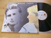 LP Rainhard Fendrich Kein schöner Land Vinyl Ariola 207 882-630