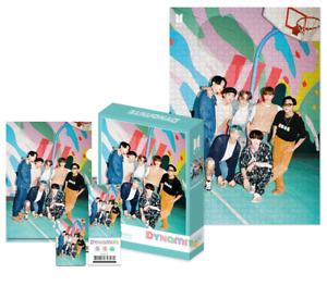 BTS DYNAMITE Official Jigsaw Puzzle (1000PCS) - Mint Version