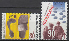 Niederlande 1994 ** Mi.1520/21 Weltkrieg World War Armee Army Soldier [st2921]