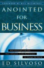 Anointed for Business, Silvoso, Ed,0830728619, Book, Good
