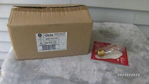 GE 10036  Halogen Incandescent Light Bulb 60BTT/CL/CD