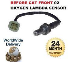 FOR SUZUKI GRAND VITARA 2.4 2008--> PRE FRONT CAT UPPER 02 OXYGEN LAMBDA SENSOR