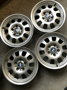 BMW Styling 256 17 Zoll Alufelge 4 Stück, 7JX17, ET47, 5x120 1094502