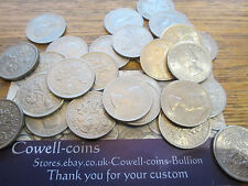 6 x Lucky Sixpence Coins GREAT FOR WEDDINGS AND CHRISTMAS 6d COIN