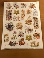 DOGS AND CATS STICKERS - 28 STICKERS - SEE DESCRIPTION - BUY MORE + SAVE