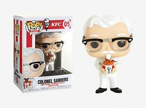 Funko Pop Icons: KFC - Colonel Sanders Vinyl Figure #36802