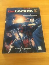 Get Locked by Greg Hyatt & Stan Mitchell/Alfred Publication/Cd Inside Never Used