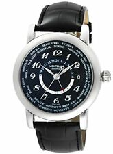 [Mont Blanc] MONTBLANC watch STAR WORLD TIME Black Dial Automatic 109285 Men's p