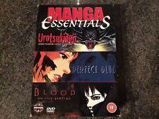 Manga Essentials Vol 2 DVD Boxset! Look In The Shop!