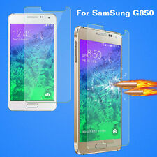 100% Geniune Tempered Glass Screen Protector Cover for SAMSUNG GALAXY ALPHA G850