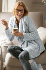 Hugs From Soft Surroundings Hug Me Cardi Size S Fuzzy Cardigan Sweater Pockets