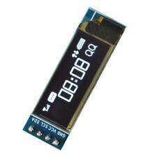 0.91 inch IIC I2C SPI 128x32 White OLED LCD Display Module For Arduino PIC G3G8