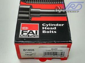 FAI B1655 HEAD BOLTS FOR FORD CITROEN PEUGEOT 1.6HDI 8V DV6C