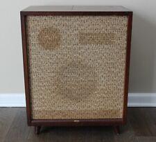Vintage Jensen Contemporary Loud Speaker Model CN-82 2 Way High Fidelity