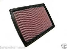 KN AIR FILTER (33-2749) REPLACEMENT HIGH FLOW FILTRATION