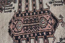Edler ORIENTTEPPICH ♛ PERSERTEPPICH Teppich Seidig ALTROSA mehrfarbig 180x130cm