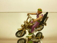 BRITAINS MOTOR CYCLE BEEZA CHOPPER - EASY RIDER 1:32? - GOOD CONDITION