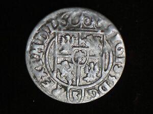 100 %  GENUINE    ,, 3 P ''   ,,KRAKOW ''   ,,1623 ? ''     SIGISMUND  III  VASA