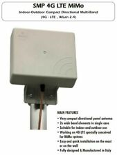Sirio SMP MIMO 4G Multiband Directional Compact Panel antenna (4G LTE Wlan 2.4)