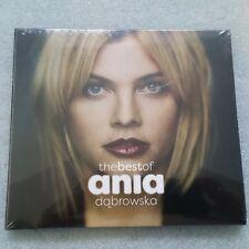 Ania Dąbrowska - The Best OF CD - SEALED NEW !!! NOWOŚĆ 2017