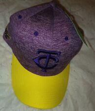 MINNESOTA TWINS /MINNESOTA STATE ST. MANKATO MAVERICKS MLB Melonwear SGA CAP/Hat