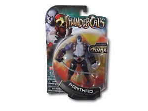 Bandai Thundercats Panthro Thunder Lynx Action Figure