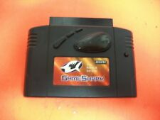 GameShark V1.08 Nintendo 64 N64 Codes by InterAct  **TESTED**