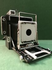 Graflex Crown Graphic 4x5 Large Format Press Camera Body