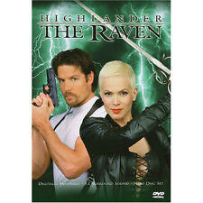 Highlander: The Raven - The Complete Series (DVD, 2005, Best Buy Version) New