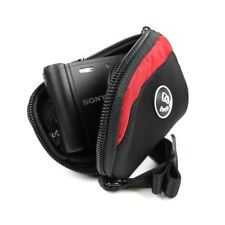 TechAir Compact Digital Camera Case Bag with Belt Loop - Nikon Canon Sony Fuji