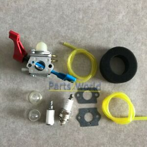 Carburetor For Weedeater Craftsman BV1800 BV1850 BV2000 WT200 Replace 530071775