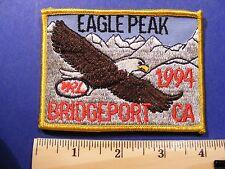 eagle peak 1994, bridgeport, ca. patch