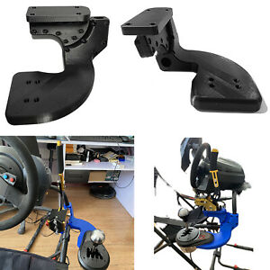 L/R Bracket Handbrake Stand for Playseat Challenger Seat Th8a Shifter Gear Lever