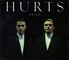 Hurts - Exile - CD Digipak (2013) - Brand NEW and SEALED