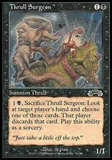 4x Chirurgo Thrull - Thrull Surgeon MTG MAGIC Ex Exodus Eng/Ita