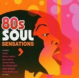 JONES GIRLS, BURKE Keni... - 80s soul sensations - CD Album