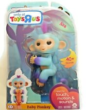 "Fingerlings ""Ava"" Ombre Baby Monkey Toys R Us Exclusive NEW Sealed Package"