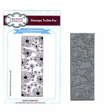 Stamps to Die For by John Lockwood - UMS611 Daisy Striplet