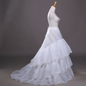 Crinolina sottoveste Petticoat regolabile trefolo in gomma con 3 anelli lafairy mode