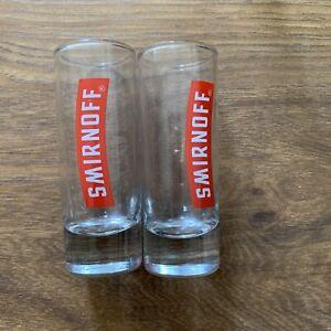 Smirnoff Vodka Shot Glass