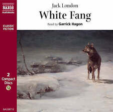 White Fang (Hagon) CD audio book/brand new and sealed /uk garrick hagen
