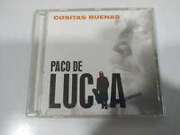 Paco de Lucia Cositas Buenas 2003 Spain Edition Flamenco - CD - 2T