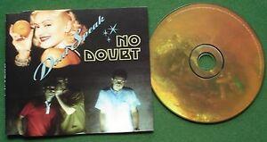 No Doubt Don't Speak ft Gwen Stefani CD Single