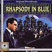 Rhapsody in Blue - Ost, Original Soundtrack, Audio CD, Acceptable, FREE & FAST D
